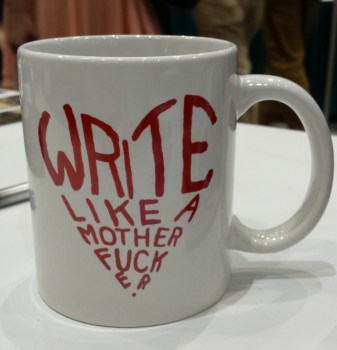 write like a mofo